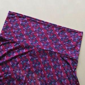 NWOT LuLaRoe Maxi Skirt
